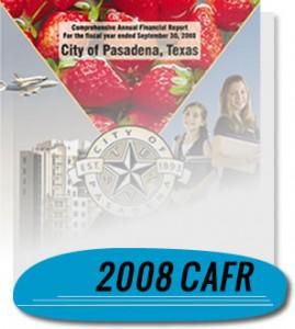 2008 CAFR