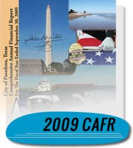 2009 CAFR