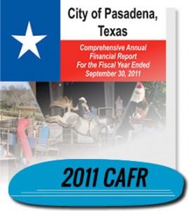2011 CAFR