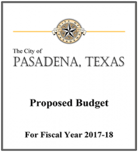 Proposed Budget 2017-18