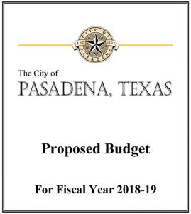Proposed Budget 2018-19